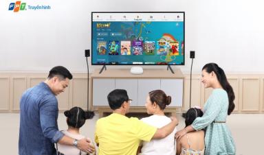 Truyền hình FPT ra mắt bộ giải mã FPT TV 4K FX6